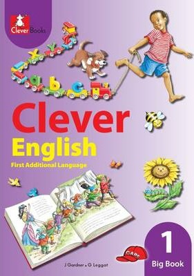 Clever English: Gr 1: Big Book