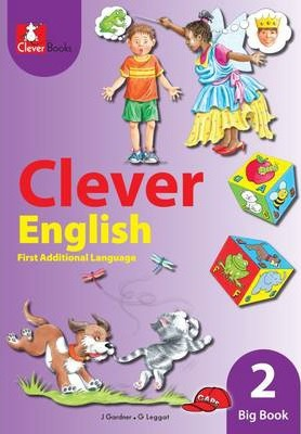 Clever English: Gr 2: Big Book