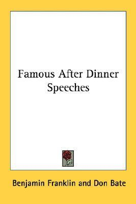 Famous After Dinner Speeches