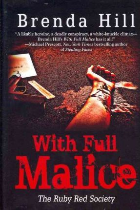 With Full Malice Cover Image