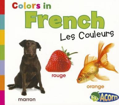 Colors in French : Les Couleurs
