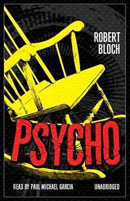 Image result for psycho by robert bloch