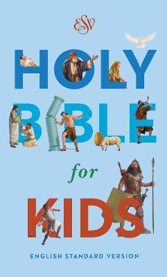 ESV Holy Bible for Kids, Economy Cover Image