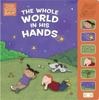 The Whole World in His Hands, Sound Book