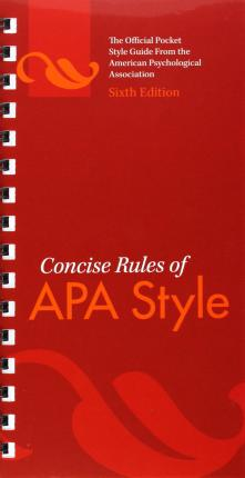 apa style for book Note: for more information about book citations, see pages 202-203 of the apa manual, 6th ed for title format or publication information, see pages 185 & 186.