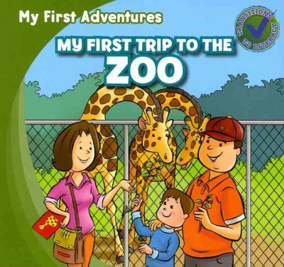 my trip to the zoo book