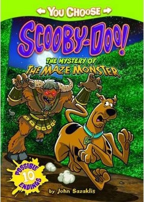 Scoo-Doo You Choose: The Mystery of the Maze Monster