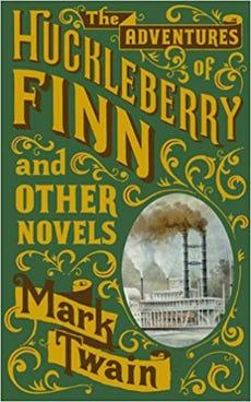 Adventures Of Huckleberry Finn And Other Novels Barnes Noble