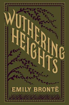 Wuthering Heights Emily Bronte Book