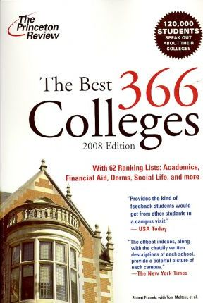 The Best 366 Colleges