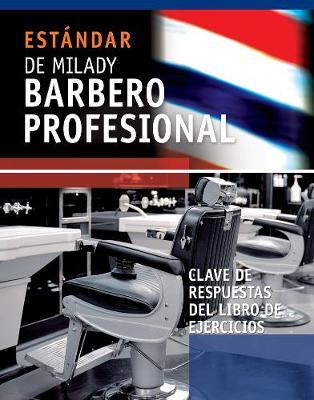 Spanish Translated Workbook Answer Key on CD for Milady's Standard Professional Barbering
