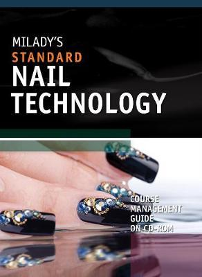 Course Management Guide on CD for Milady Standard Nail Technology