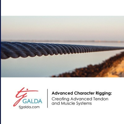 Advanced Character Rigging  Creating Advanced Tendon and Muscle Systems