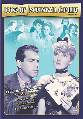 Icons of Screwball Comedy