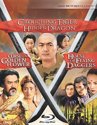 Crouching Tiger, Hidden Dragon / Curse of the Golden Flower / House of Flying Daggers