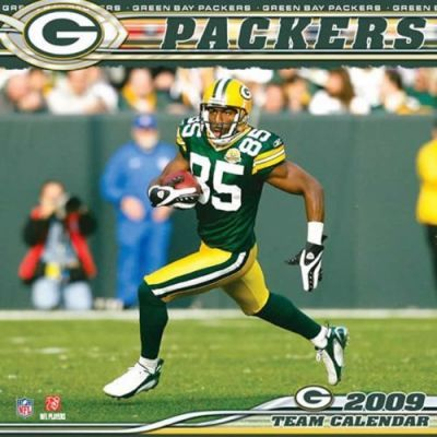 NFL Green Bay Packers 2009 Team Calendar