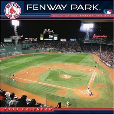 MLB Fenway Park Home of the Boston Red Sox 2009 Calendar