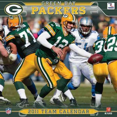 Green Bay Packers 2011 Team Calendar