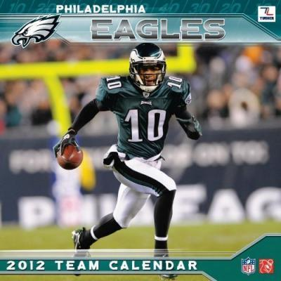 Philadelphia Eagles 2012 Calendar