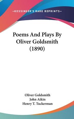 Poems and Plays by Oliver Goldsmith (1890)