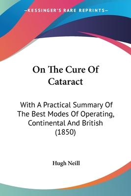 On The Cure Of Cataract