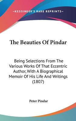 The Beauties Of Pindar