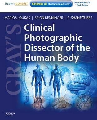 Grays Clinical Photographic Dissector Of The Human Body Marios