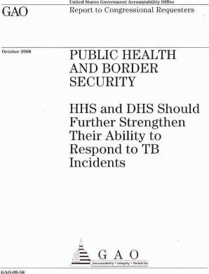 Public Health and Border Security