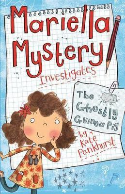 Mariella Mystery Investigates the Ghostly Guinea Pig Cover Image