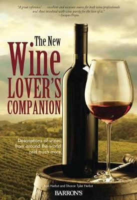 Astrosadventuresbookclub.com The New Wine Lover's Companion : Descriptions of Wines from Around the World Image