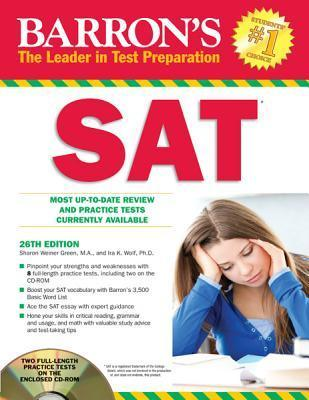 Barron's SAT with CD Rom