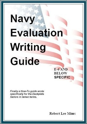 naval writing guide