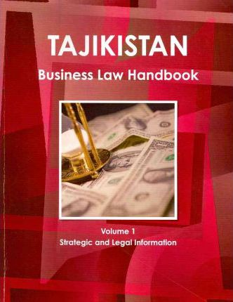 Tajikistan Business Law Handbook