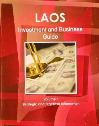 Laos Investment and Business Guide