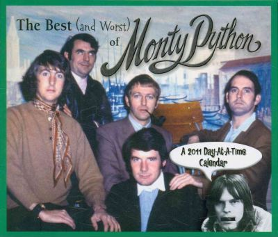 The Best (and Worst) of Monty Python 2011 Calendar