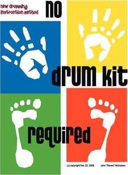 No Drum Kit Required