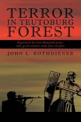 Terror in Teutoburg Forest Cover Image
