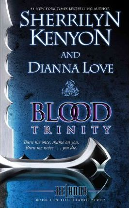 Blood Trinity Cover Image