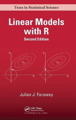 Linear models with r 2nd edition | 9781439887332 | vitalsource.