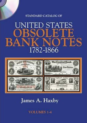 Standard Catalog of United States Obsolete Bank Notes (CD)