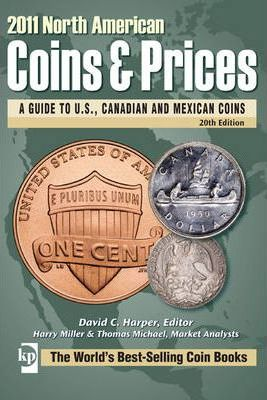North American Coins and Prices 2011
