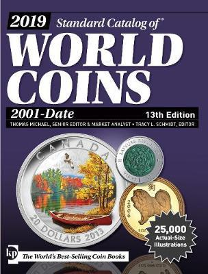 2019 Standard Catalog Of World Coins 2001 Date T Michael