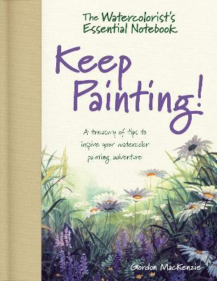 The Watercolorists Essential Notebook