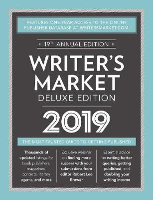Writer's Market Deluxe Edition 2019