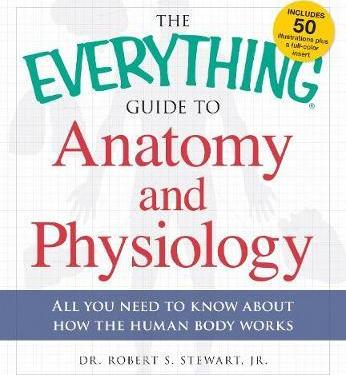 The Everything Guide to Anatomy and Physiology