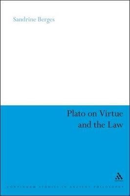 Plato on Virtue and the Law