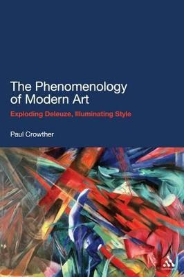 The Phenomenology of Modern Art