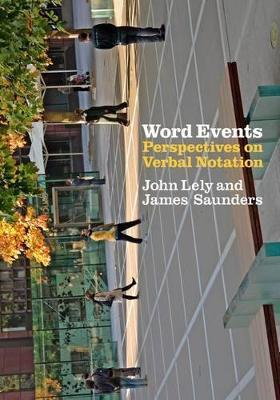 Word Events : Perspectives on Verbal Notation