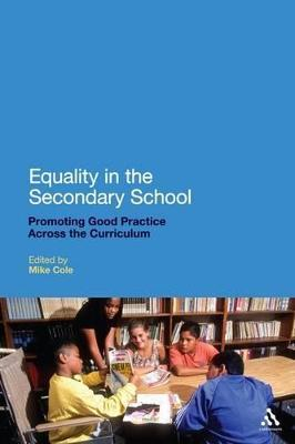Equality in the Secondary School: Promoting Good Practice Across the Curriculum