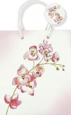 Deluxe Gift Bag Orchid